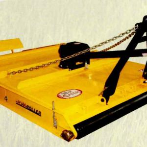 roller mower