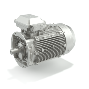 Industrial Electric Motor and Gearbox combo