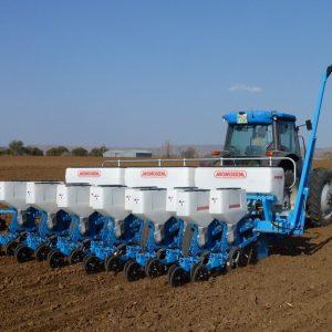 Twin-Row Planter